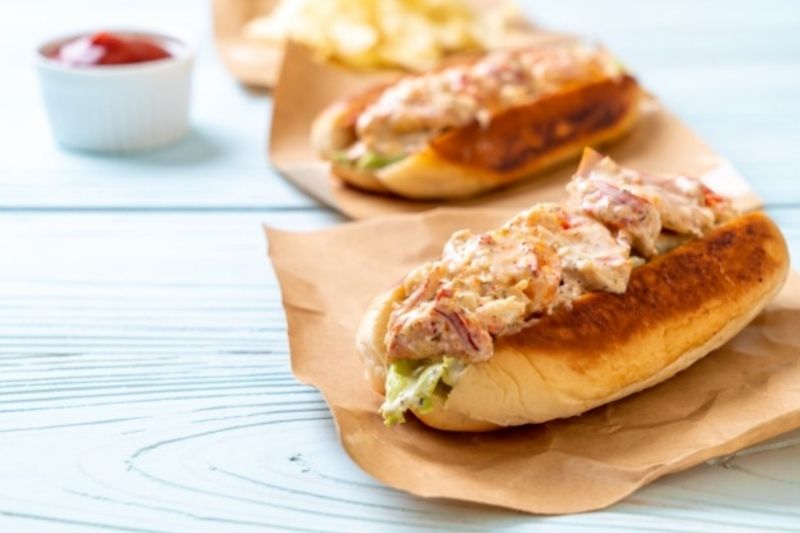 Il lobster roll di Stephen King